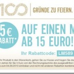 Douglas – 5 Euro Rabatt auf jeden Mascara ab 15 Euro