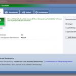 Microsoft Security Essentials – Sicherheit für Deinen Rechner