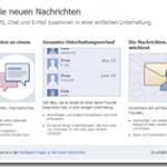 facebook E-Mail-Adresse – in wenigen Stunden möglich