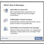 facebook-E-Mail-Adresse aktivieren