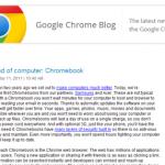 Chromebooks ab 15. Juni erhältlich – juuhuu !!!