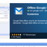 Offline Google Mail – Gmail auch offline nutzen