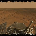 "Mars-Rover ""Curiosity"" – Panoramafotos vom Mars"