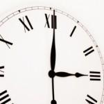 Zeitumstellung Winterzeit 2012 – Die Uhr wird um eine Stunde zurückgestellt