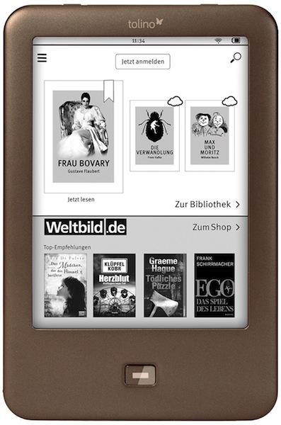 Presse-Material von weltbild.de