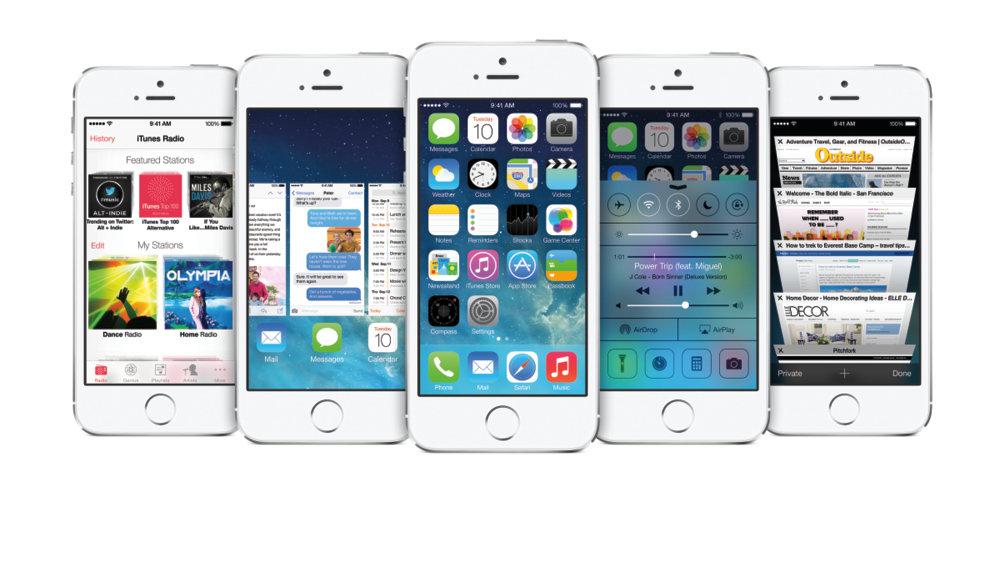 Quelle: apple.com - Produktabbildungen & Informationen - iOS