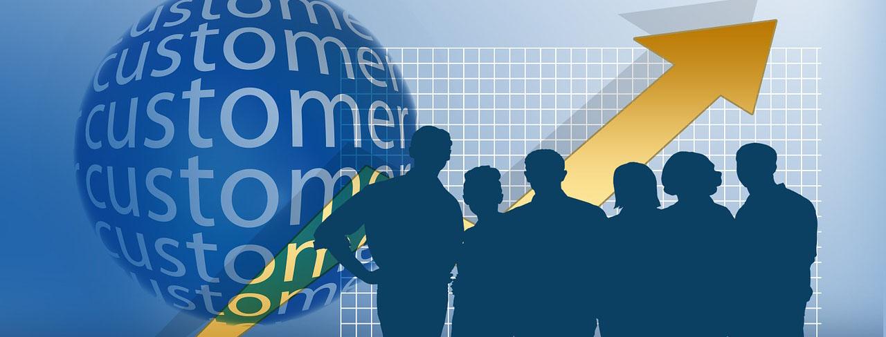 Wachstum Kundenbindung