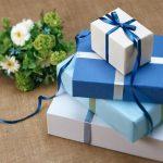 Wie groß das Geschenk sein darf, ist schwer pauschal zu sagen.