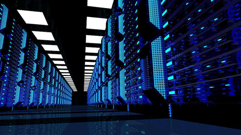 Serverlandschaft