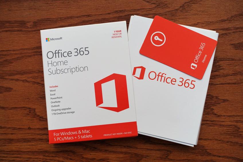 Office 365 Produkte